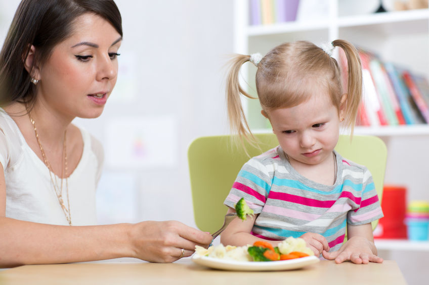 Helping your picky eater