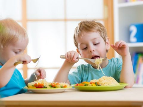 child healthy relationship food