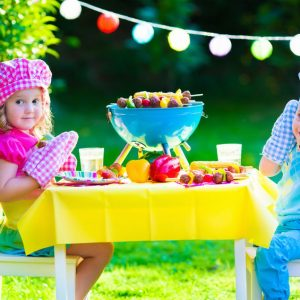 A Week of Kid Friendly Quick and Easy Summer Dinners