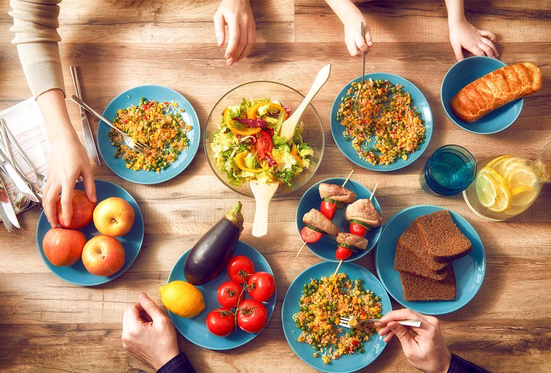 Family Nutrition Program - EATS by Katharine Jeffcoat