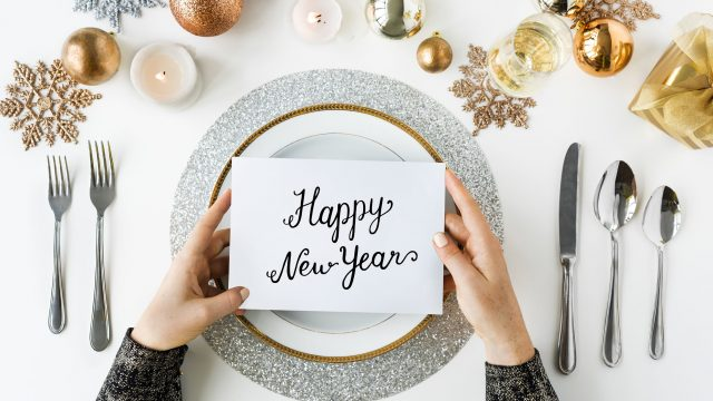 2019 Nutrition Resolutions