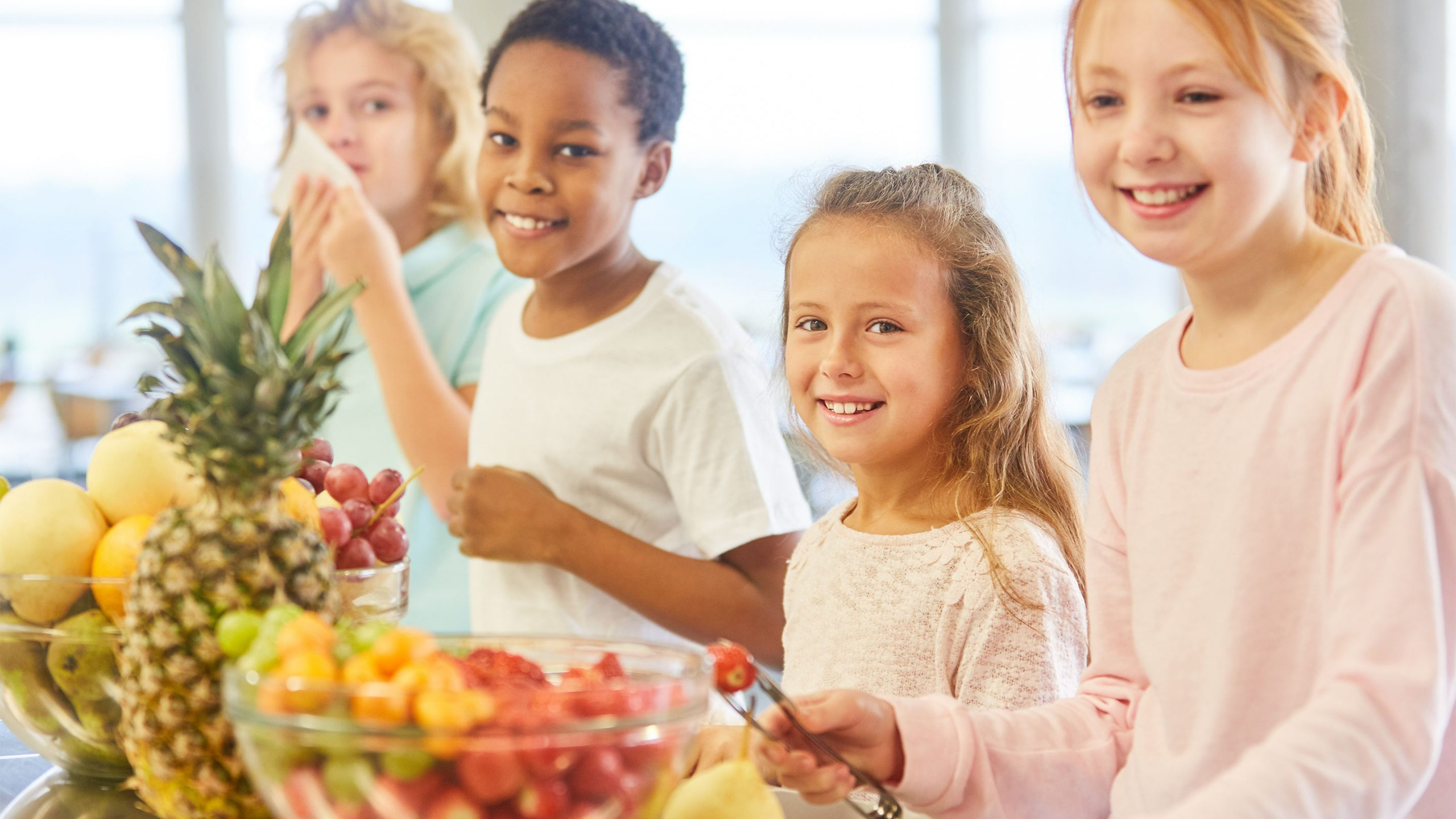 Pediatric and family nutrition
